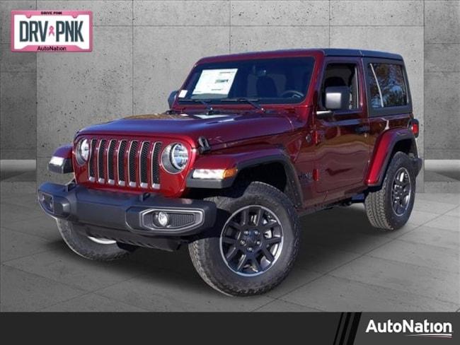 2021 Jeep Wrangler 80TH ANNIVERSARY 4X4 SUV