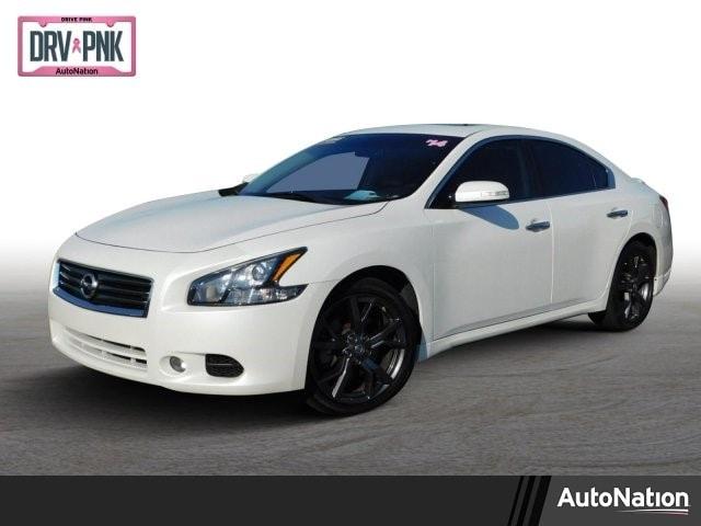 2014 Nissan Maxima 3.5 SV W/Sport Pkg 4dr Car