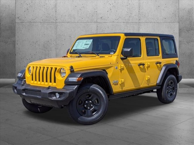 2021 Jeep Wrangler UNLIMITED SPORT 4X4 SUV