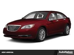 2012 Chrysler 200 Limited 4dr Car