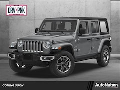 2021 Jeep Wrangler Sahara High Altitude SUV
