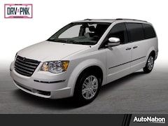 2010 Chrysler Town & Country Touring Plus Mini-van Passenger