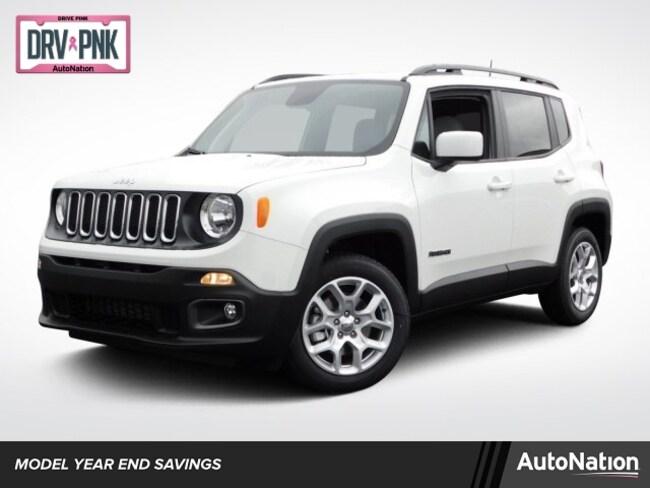 2018 Jeep Renegade Latitude Sport Utility