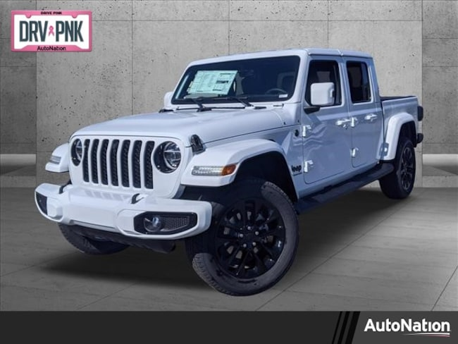 2021 Jeep Gladiator HIGH ALTITUDE 4X4 Truck Crew Cab