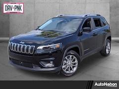 2021 Jeep Cherokee LATITUDE LUX FWD SUV