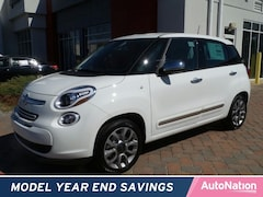 2017 FIAT 500L Lounge 4dr Car