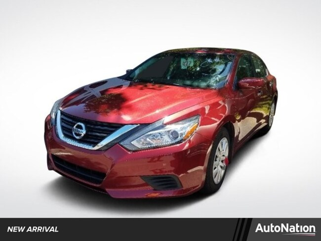 2016 Nissan Altima 2.5 S 4dr Car