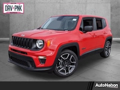 2021 Jeep Renegade JEEPSTER FWD SUV