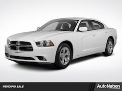 2012 Dodge Charger SXT 4dr Car