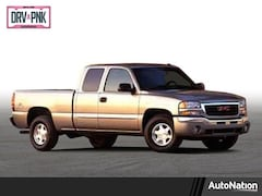 2004 GMC Sierra 1500 Work Truck Extended Cab Pickup