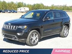2018 Jeep Grand Cherokee Sterling Edition Sport Utility