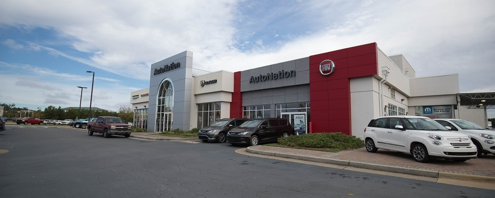 Chrysler Dodge Jeep Ram Fiat Dealership In Columbus Ga