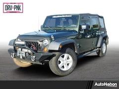 2007 Jeep Wrangler Unlimited X Sport Utility