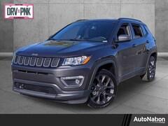 2021 Jeep Compass 80TH ANNIVERSARY FWD SUV