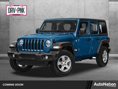 2021 Jeep Wrangler Unlimited Sport SUV