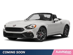 2018 FIAT 124 Spider Elaborazione Abarth 2dr Car