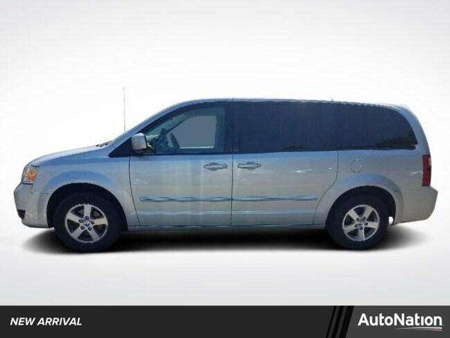 2008 Dodge Grand Caravan SXT Mini-van Passenger