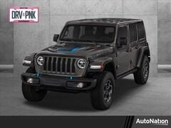 2021 Jeep Wrangler 4xe WRANGLER HIGH ALTITUDE 4xe SUV