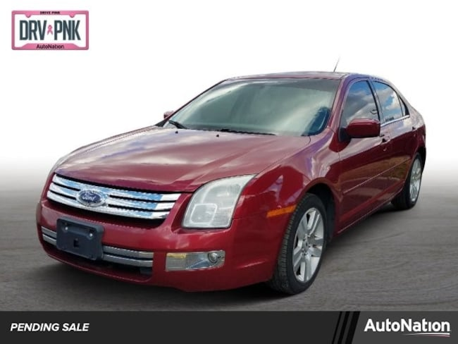 2008 Ford Fusion SEL 4dr Car