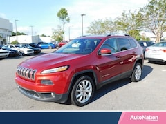 2016 Jeep Cherokee Limited Sport Utility