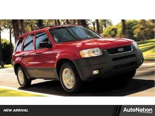 2003 Ford Escape XLT Popular Sport Utility