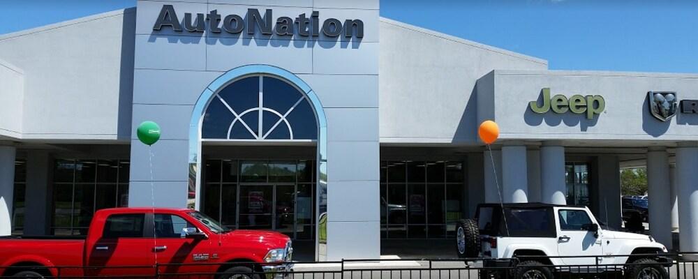 Auto Nation Columbus Ga >> About AutoNation Chrysler Dodge Jeep RAM South Columbus ...