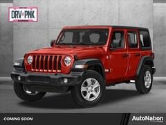 2021 Jeep Wrangler Islander SUV