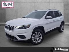 2021 Jeep Cherokee LATITUDE FWD SUV
