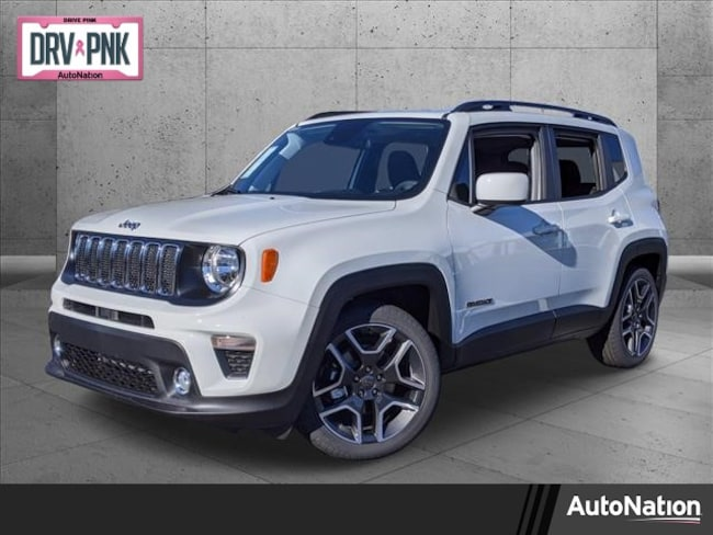 2021 Jeep Renegade LATITUDE FWD SUV