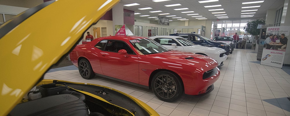 Financing Your New Chrysler, Dodge, Jeep, RAM Vehicle In Columbus