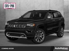 2021 Jeep Grand Cherokee OVERLAND 4X2 SUV