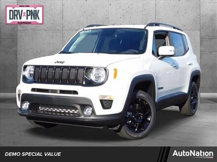 2020 Jeep Renegade Altitude Sport Utility