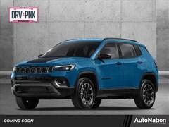 2022 Jeep Compass Latitude SUV