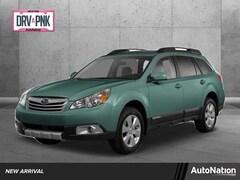 2010 Subaru Outback Premium All-Weather Station Wagon