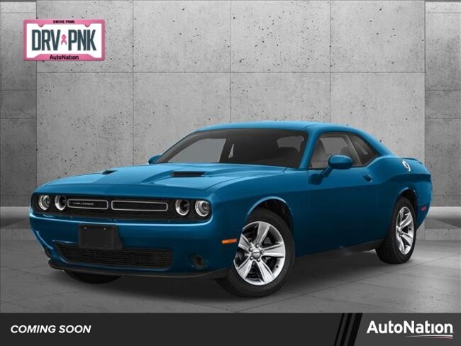 2021 Dodge Challenger SXT Coupe