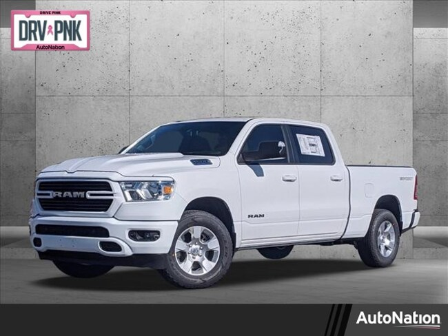 2021 Ram 1500 BIG HORN CREW CAB 4X4 6'4 BOX Truck Crew Cab