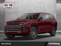 2021 Jeep Grand Cherokee L LIMITED 4X4 SUV