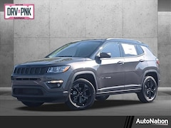 2021 Jeep Compass ALTITUDE 4X4 SUV