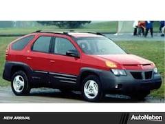 2001 Pontiac Aztek Sport Utility