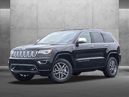 2021 Jeep Grand Cherokee OVERLAND 4X4 SUV