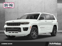 2021 Jeep Grand Cherokee L Overland SUV