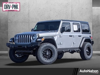 New 2021 Jeep Wrangler UNLIMITED SPORT S 4X4 Sport Utility for sale nationwide