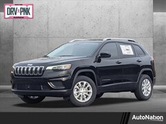 2021 Jeep Cherokee LATITUDE 4X4 SUV
