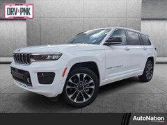 2021 Jeep Grand Cherokee L OVERLAND 4X4 SUV
