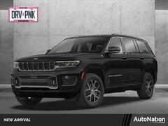 2021 Jeep Grand Cherokee L SUMMIT RESERVE 4X4 SUV