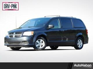 2013 Dodge Grand Caravan SXT Mini-van Passenger