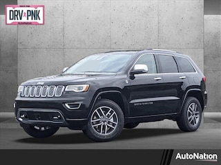 New 2021 Jeep Grand Cherokee OVERLAND 4X4 SUV for sale nationwide