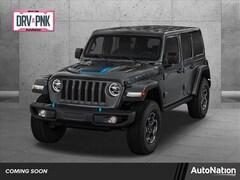2021 Jeep Wrangler 4xe WRANGLER RUBICON 4xe SUV