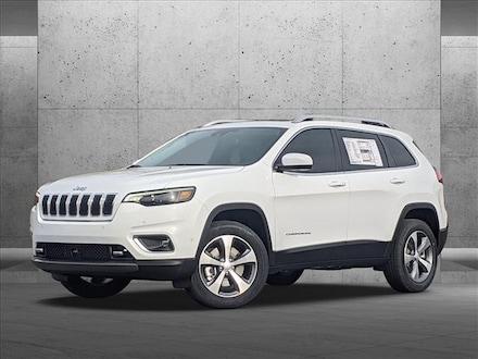 2021 Jeep Cherokee LIMITED 4X4 SUV