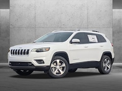 2021 Jeep Cherokee LIMITED 4X4 SUV